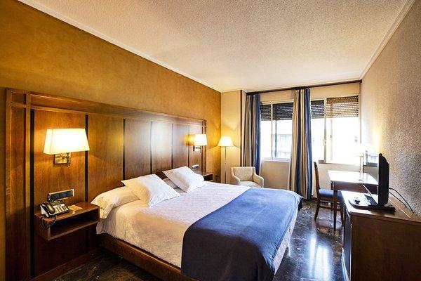 Hotel Condestable Iranzo - фото 1