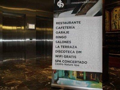 Hotel Condestable Iranzo - фото 14