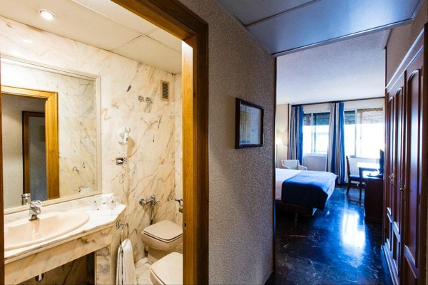 Hotel Condestable Iranzo - фото 7
