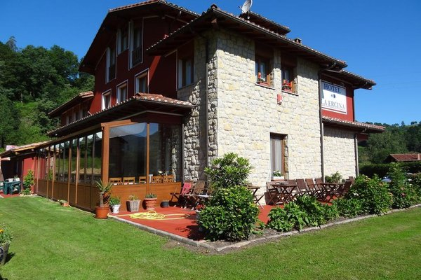Hotel La Ercina - фото 22