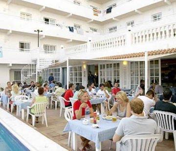 Hotel Apartamentos Lux Mar - фото 12