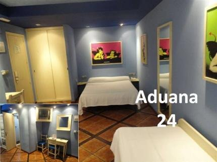 Хостел «Hostal La Aduana», Ибица