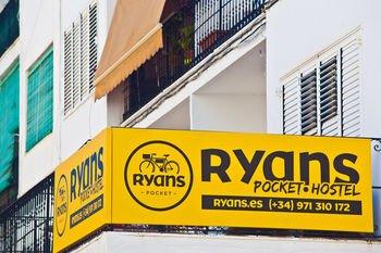 Ryans Pocket Hostel - фото 17