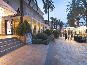 Hotel Figueretes - фото 11