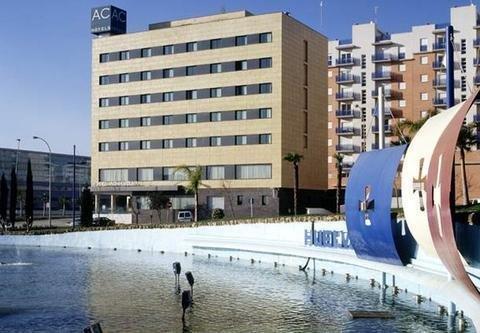 AC Hotel Huelva, a Marriott Lifestyle Hotel - фото 22