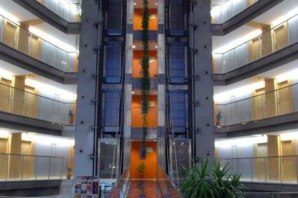 Eurohotel Barcelona Granvia Fira - фото 11