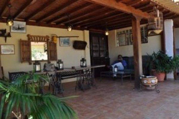 Hotel Rural Villa de Hermigua - фото 11