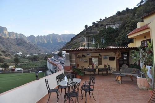 Hotel Rural Villa de Hermigua - фото 13