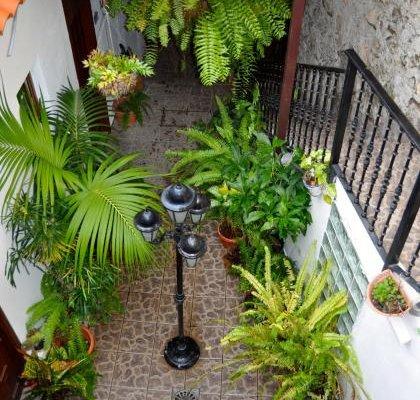 Hotel Rural Villa de Hermigua - фото 19