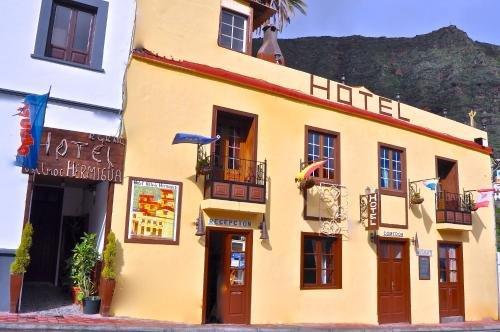 Hotel Rural Villa de Hermigua - фото 20