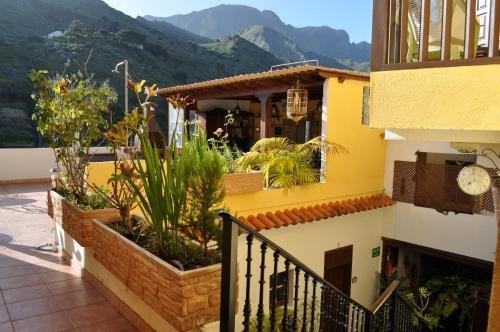 Hotel Rural Villa de Hermigua - фото 22