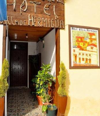 Hotel Rural Villa de Hermigua - фото 8
