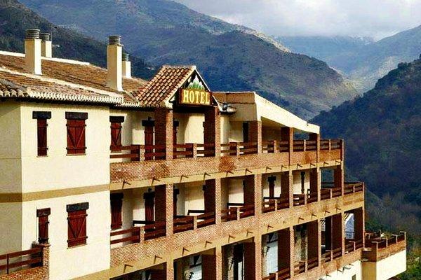 Hotel Rural Mirasierra - фото 22