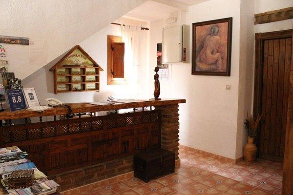 Casa Rural Fuente La Teja - фото 12
