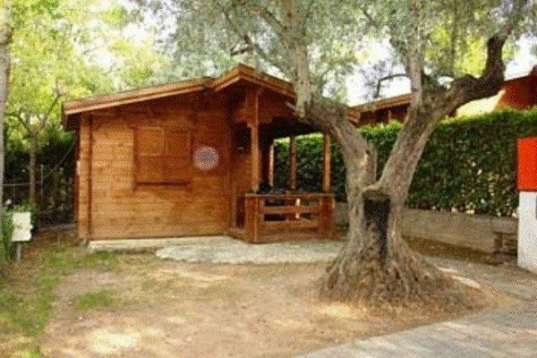 Гостиница «Camping Las Lomas», Beas de Granada