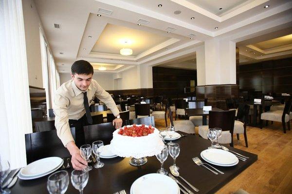Отель Tskaltubo Plaza - фото 11