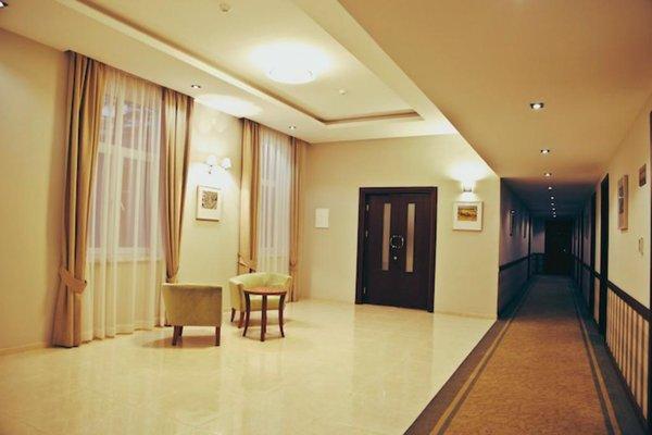 Отель Tskaltubo Plaza - фото 13