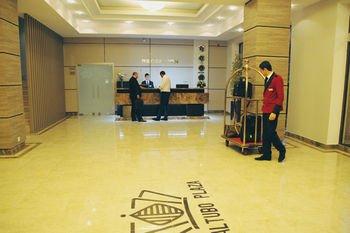 Отель Tskaltubo Plaza - фото 16