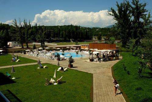 Отель Tskaltubo Plaza - фото 20