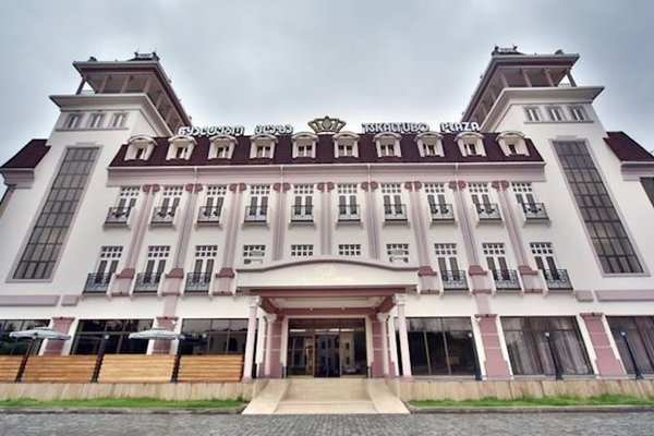 Отель Tskaltubo Plaza - фото 22