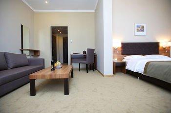 Отель Tskaltubo Plaza - фото 4