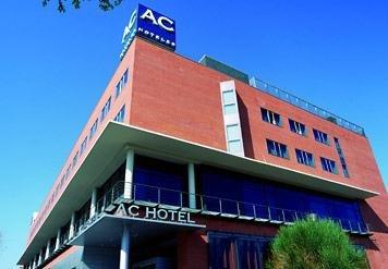 AC Hotel by Marriott Guadalajara, Spain - фото 23