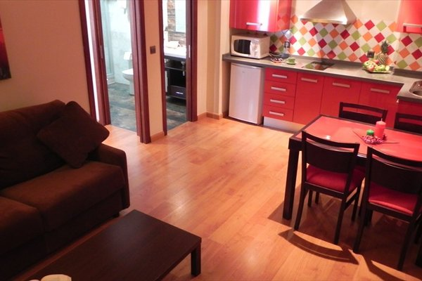 Apartamentos Turisticos Las Nieves - фото 15