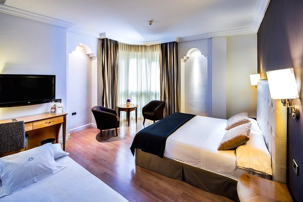 Hotel Carmen Granada - фото 24