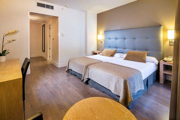 Hotel Carmen Granada - фото 1