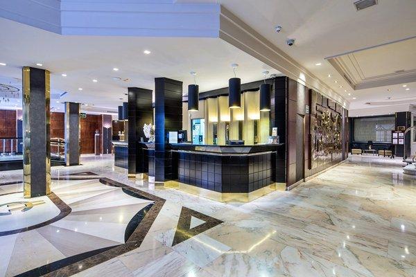 Hotel Carmen Granada - фото 15