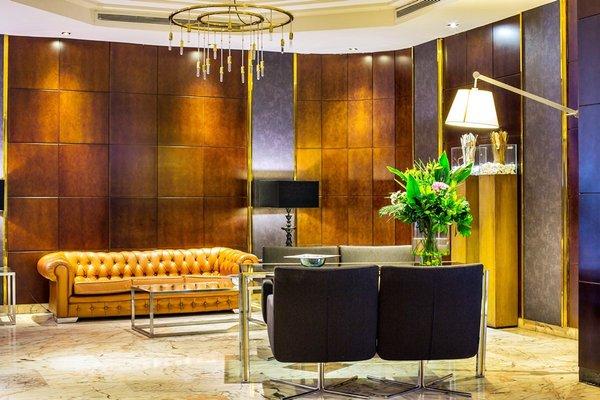 Hotel Carmen Granada - фото 16
