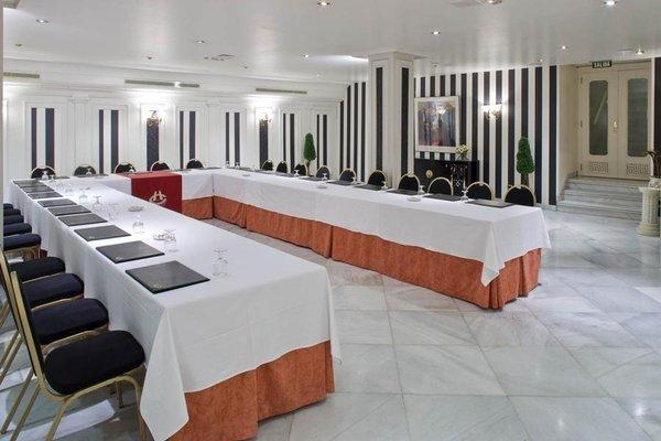 Hotel Carmen Granada - фото 17