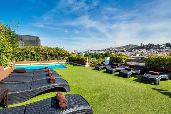 Hotel Carmen Granada - фото 19