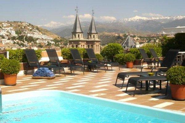 Hotel Carmen Granada - фото 20