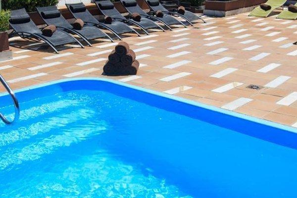 Hotel Carmen Granada - фото 21