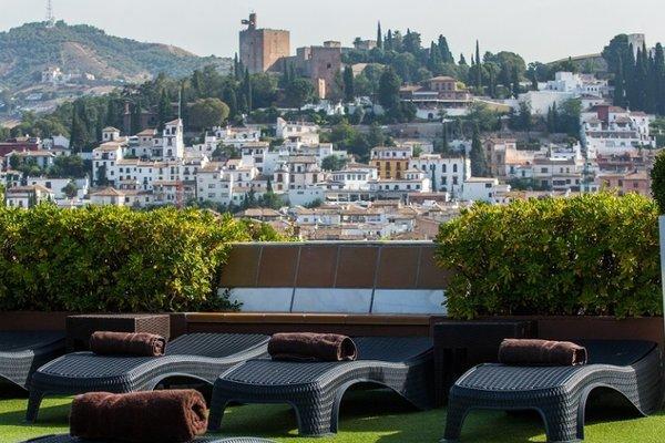 Hotel Carmen Granada - фото 22