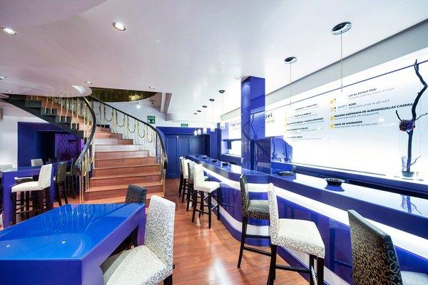 Hotel Carmen Granada - фото 8