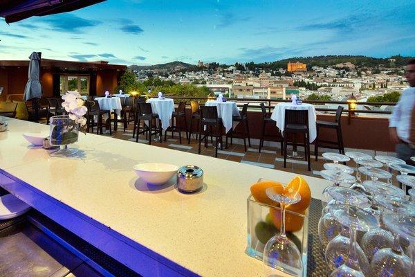 Hotel Carmen Granada - фото 9