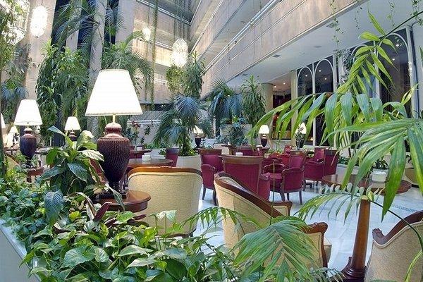 Hotel Granada Center - фото 21