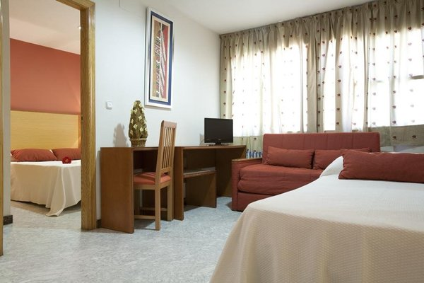 Apartamentos Turisticos Los Girasoles II - фото 9