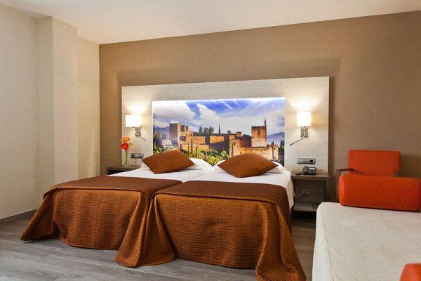 Hotel Corona de Granada - фото 1
