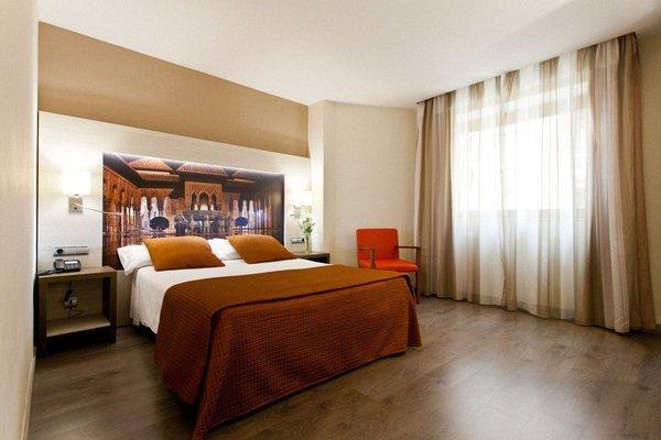 Hotel Corona de Granada - фото 2