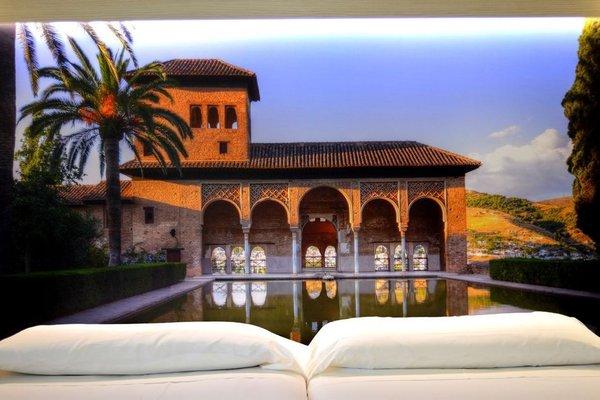 Hotel Corona de Granada - фото 23