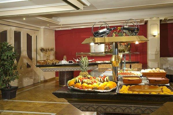 Hotel Corona de Granada - фото 8