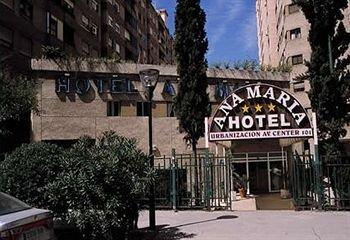 Reina Ana Maria Hotel - фото 12