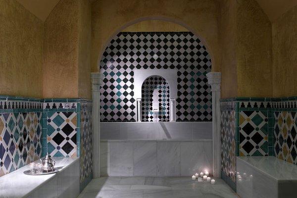 Hotel Macia Real De La Alhambra - фото 11