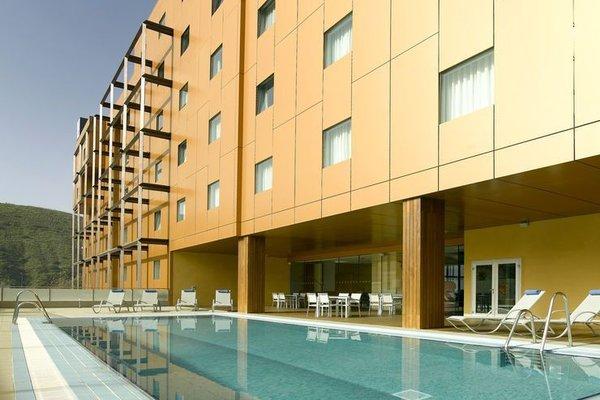 Hotel Macia Real De La Alhambra - фото 22
