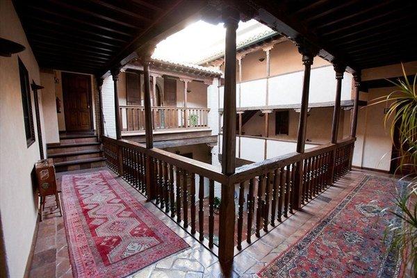Hotel Casa Morisca - фото 12