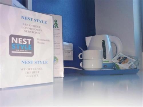 Отель Nest Style Granada - фото 19