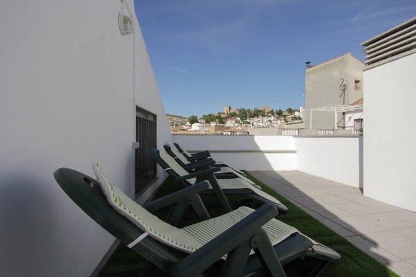 Apartamentos Turisticos Costa Azul Granada - фото 16